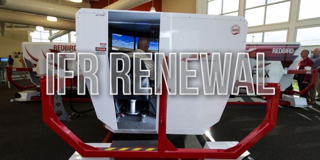 IFR Renewal
